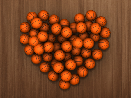 We love basketball: especially where data is involved!.