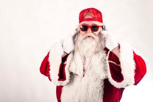 Santa cranks up the AMPS