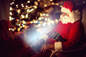 Thumbnail: AMPS versus Santa: Who's Faster?
