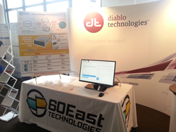 Thumbnail: Come and See 60East at the Trading Show with Diablo Technologies